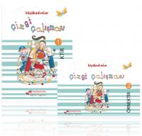 Çizgi Çalışmaları 1 (36-72 aylık çocuklar için)